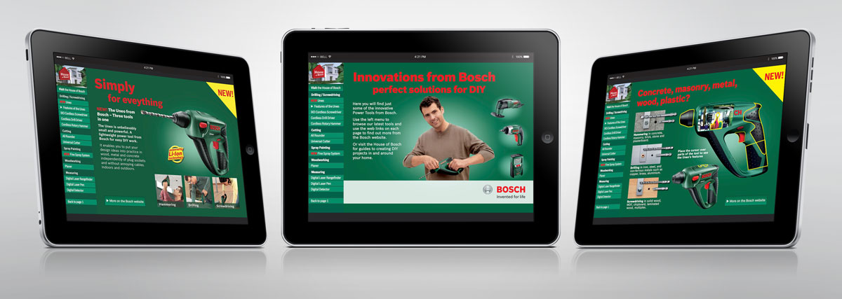 Innovations from Bosch interactive PDF