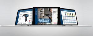 Bosch Sales iPDF presentation
