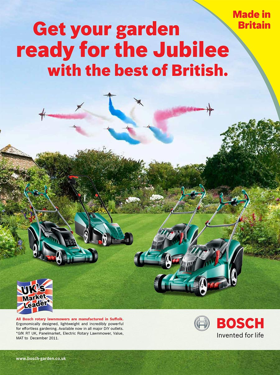 Bosch-lawn-mowers-jubilee-advert