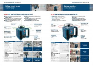 Bosch Dealer Communications Pack Q