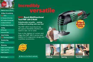 Innovations from Bosch slide