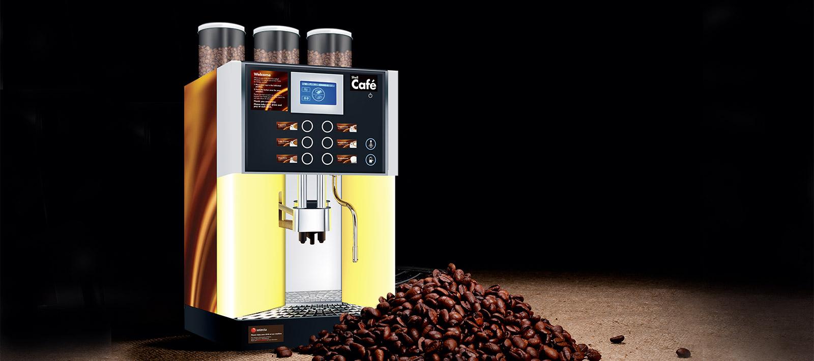 Presto-cofee-machine